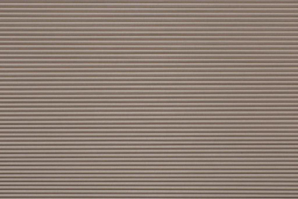 Duette® tekstilet Elan 294077-4532-5 - Bildet er tatt uten lys i bakgrunnen (natt).