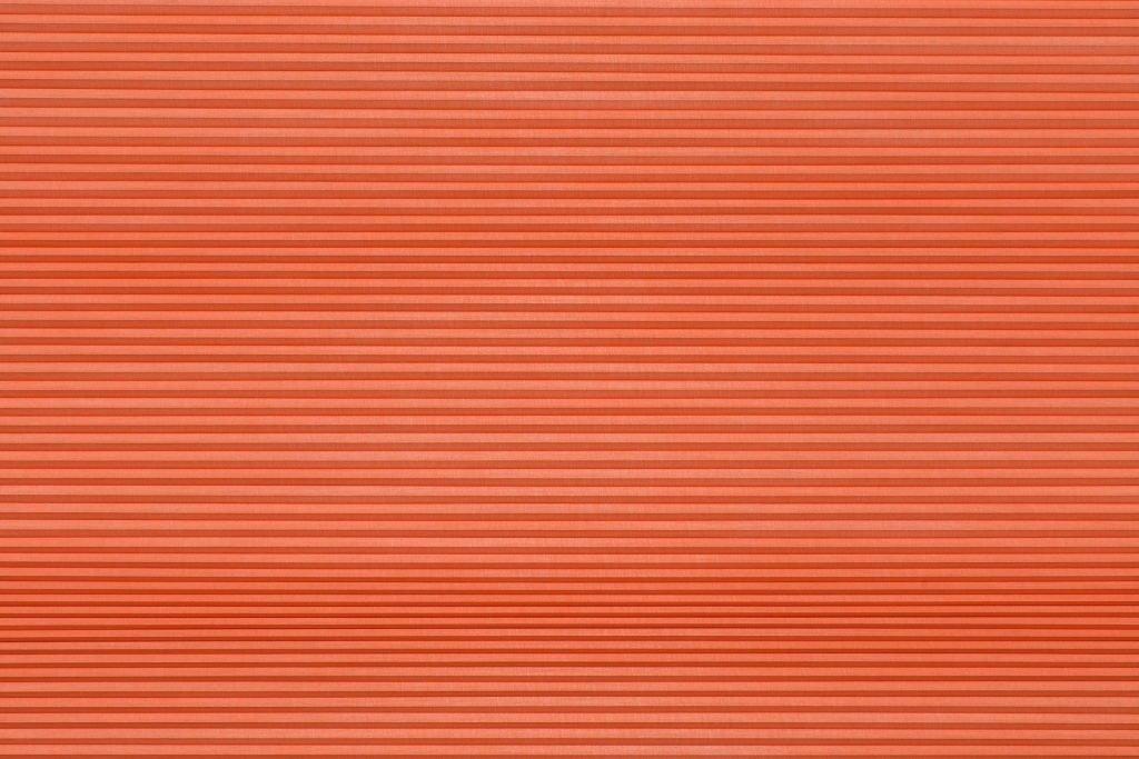 Duette® tekstilet Elan 294077-5661-5 - Bildet er tatt uten lys i bakgrunnen (natt).