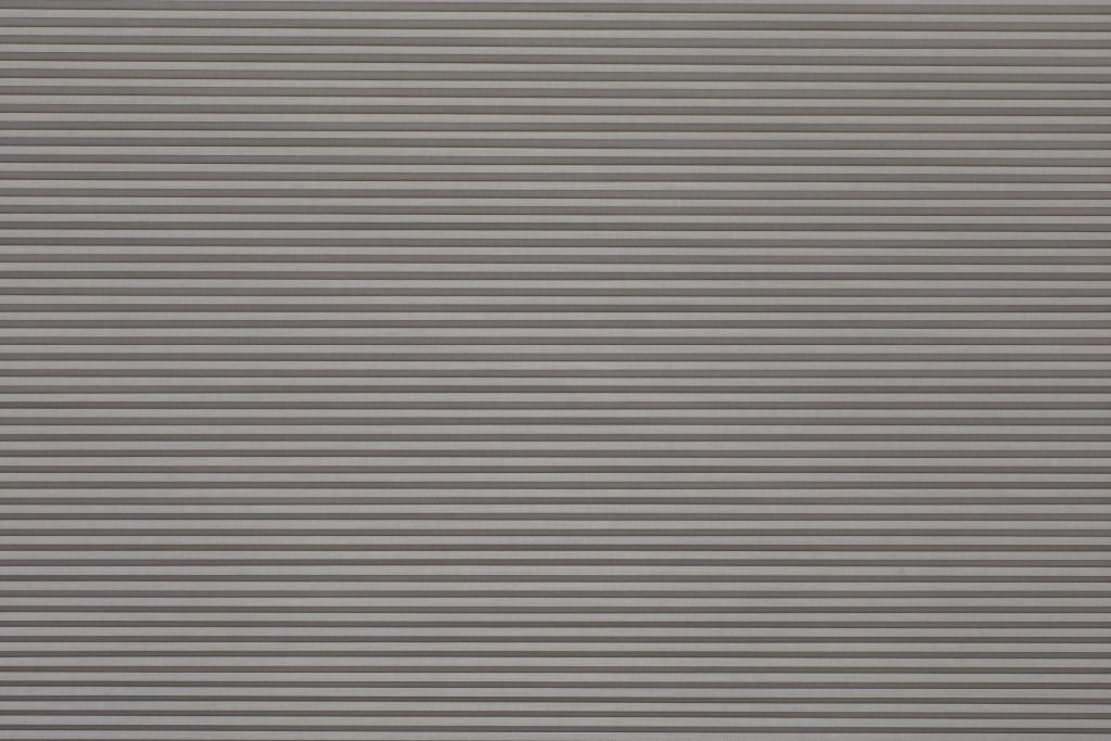 Duette® tekstilet Elan 294077-7032-5 - Bildet er tatt uten lys i bakgrunnen (natt).