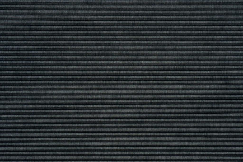 Duette® serien Elan BO 294632-7132-5. Bildet er tatt med lys forfra. Tekstilet er lystett.