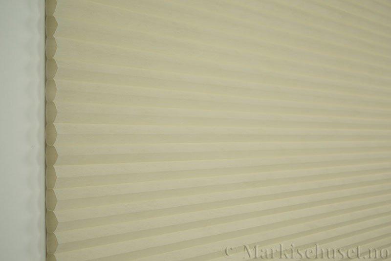 Duette tekstil Fulltone 294071-0161 Elfenbenshvit farge
