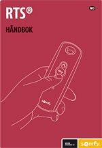 Programmeringshåndbok for Somfy produkter.