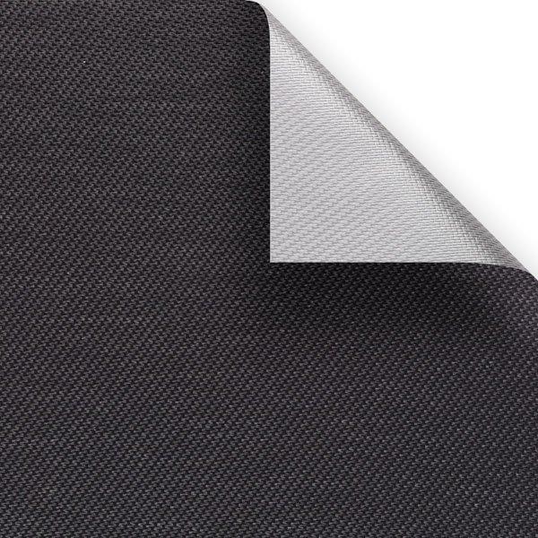 Screen tekstil Serge 600 Lunar Blockout - Charcoal-Charcoal 10010 (GV-3030)