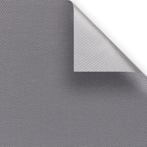 Screen tekstil Serge 600 Lunar Blockout - Grey-Grey 01001 (GV-0101)