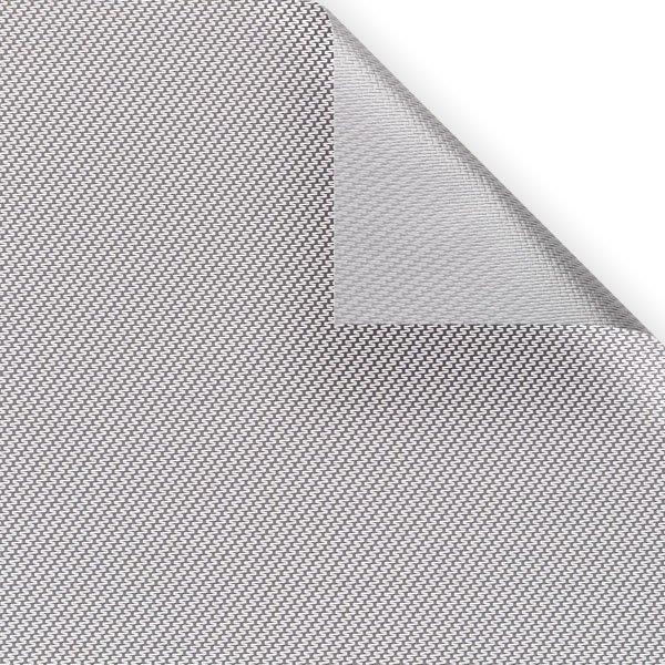 Screen tekstil Serge 600 Lunar Blockout - Grey-White 01002
