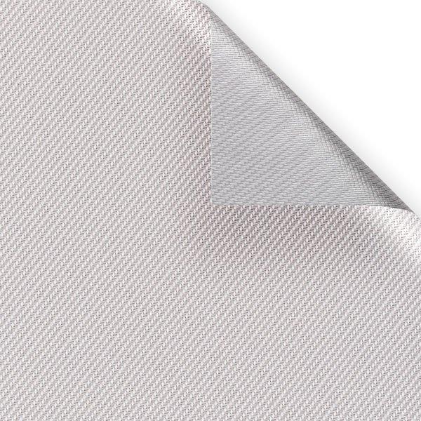Screen tekstil Serge 600 Lunar Blockout - White/Pearl-Grey