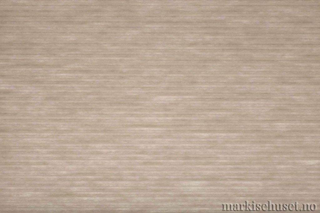 """Duette tekstil i serien Duotone 25mm. Farge: """"WhiteSmoke"""". Bildet er tatt med lys bakfra."""