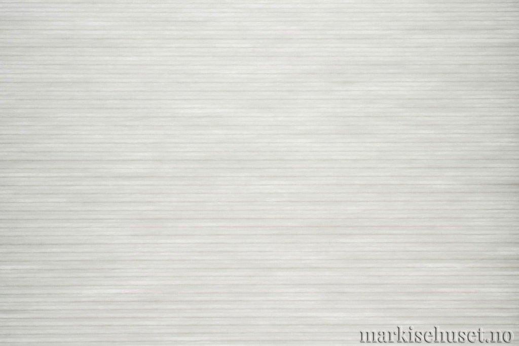 """Duette tekstil i serien Duotone 25mm. Farge: """"Dolphin"""". Bildet er tatt med lys bakfra."""
