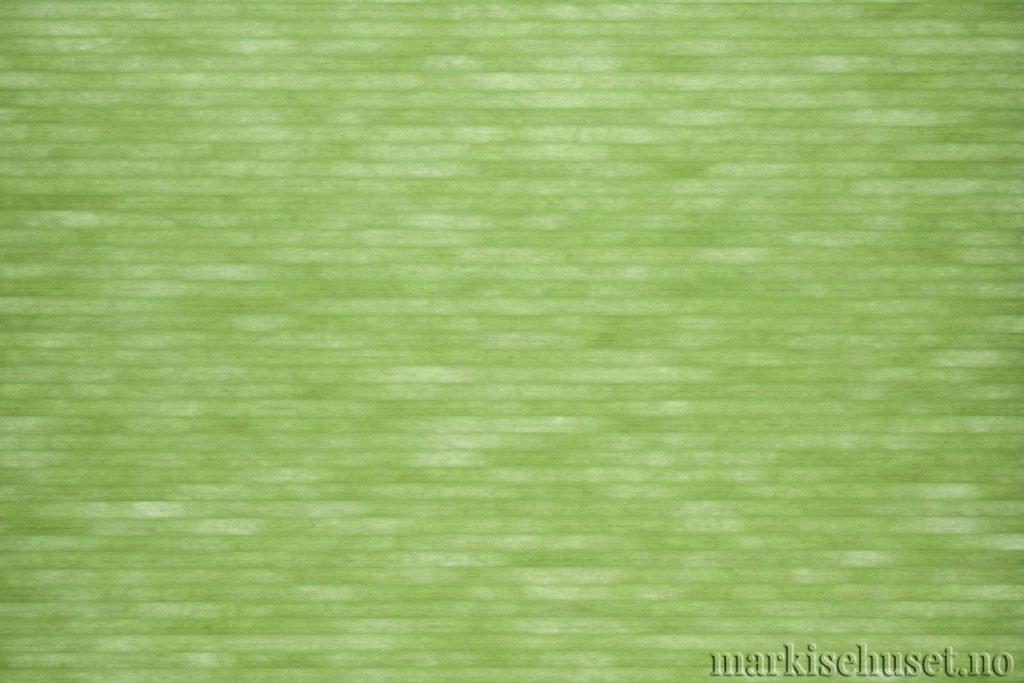 """Duette tekstil i serien Duotone 25mm. Farge: """"MardiGrass"""". Bildet er tatt med lys bakfra."""