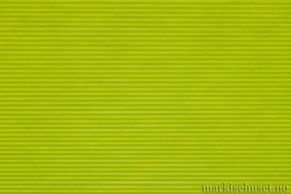 """Duette tekstil i serien Duotone 25mm. Farge: """"BrightSpring"""". Bildet er tatt med lys forfra."""