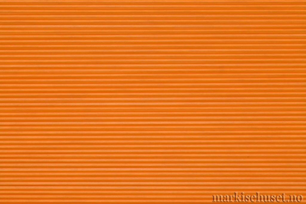 """Duette tekstil i serien Duotone 25mm. Farge: """"Tulip"""". Bildet er tatt med lys forfra."""