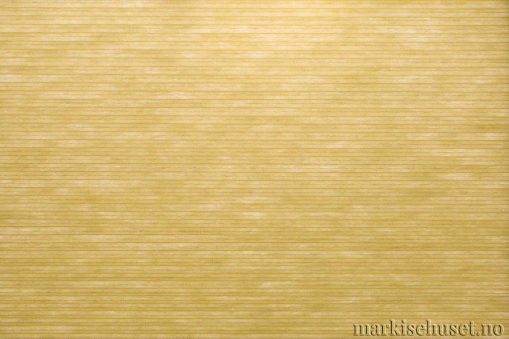 """Duette tekstil i serien Duotone 25mm. Farge: """"GoslingGreen"""". Bildet er tatt med lys bakfra."""