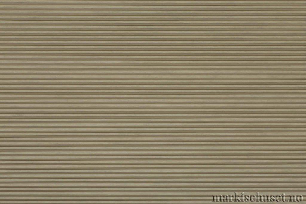 """Duette tekstil i serien Duotone 25mm. Farge: """"DistantHills"""". Bildet er tatt med lys forfra."""