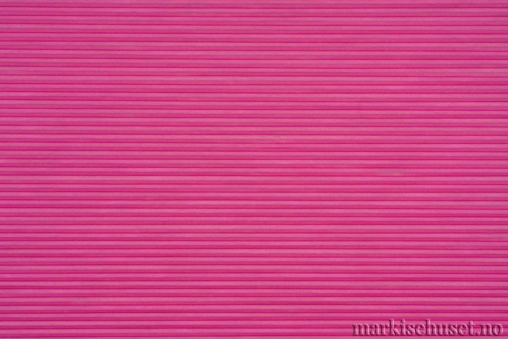"""Duette tekstil i serien Duotone 25mm. Farge: """"RoseBush"""". Bildet er tatt med lys forfra."""