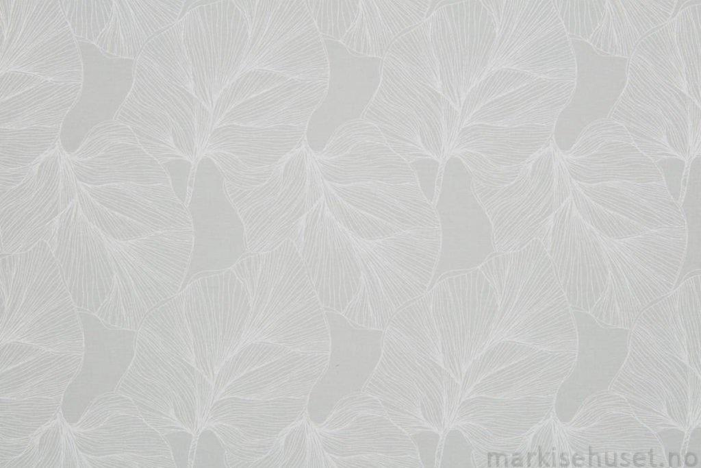 Rullegardin serien Watershell Transparent 243133-0204-6, bildet er tatt med lys forfra.